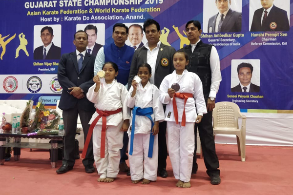 Welcome to KARATE DO FEDERATION - Gujarat